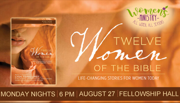 Twelve Women of the Bible - Women